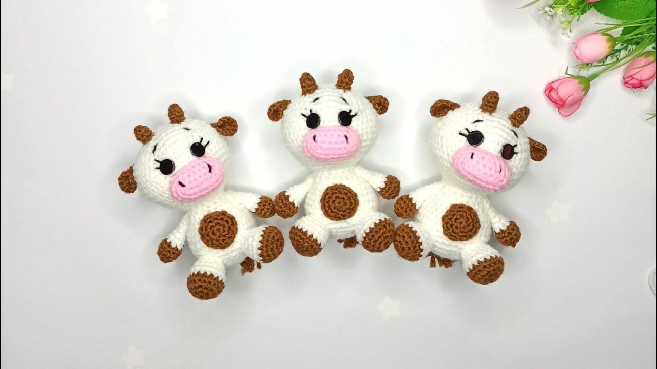 игрушки крючком, амигуруми, вязаные игрушки, коровка крючком, символ 2021, игрушка крючком, вязаная корова крючком, вязаная корова, корова, вязаная корова мастер класс, вязаная корова крючком мастер класс, вязание крючком, связать корову, связать корову крючком, вязание, крючком, amigurumi, crochet, новогодний сувенир, новогодний подарок, как связать корову, корова крючком, мастер класс, cow crochet, коровка зося крючком, как вязать корову, коровка, вязаная коровка, бык, фото, картинка, мастер-класс, мк, схема, описание, крючком, амигуруми, игрушка, фотография