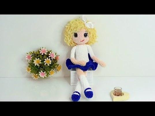 кукла крючком, мк кукла крючком, мк куколка крючком, вязаная кукла, амигуруми видео, амигуруми кукла, как связать куклу крючком, вяжем куклу крючком, плюшевая кукла крючком, вязание, игрушки, вязаные игрушки, мк игрушки крючком, crochet toys pattern, crochet dolls, crochet video, crochet doll pattern, amigurumi video, amigurumi dolls, amigurumi patterns, вязальный блогер, zi handmade, фото, картинка, мастер-класс, мк, схема, описание, крючком, амигуруми, игрушка, фотография