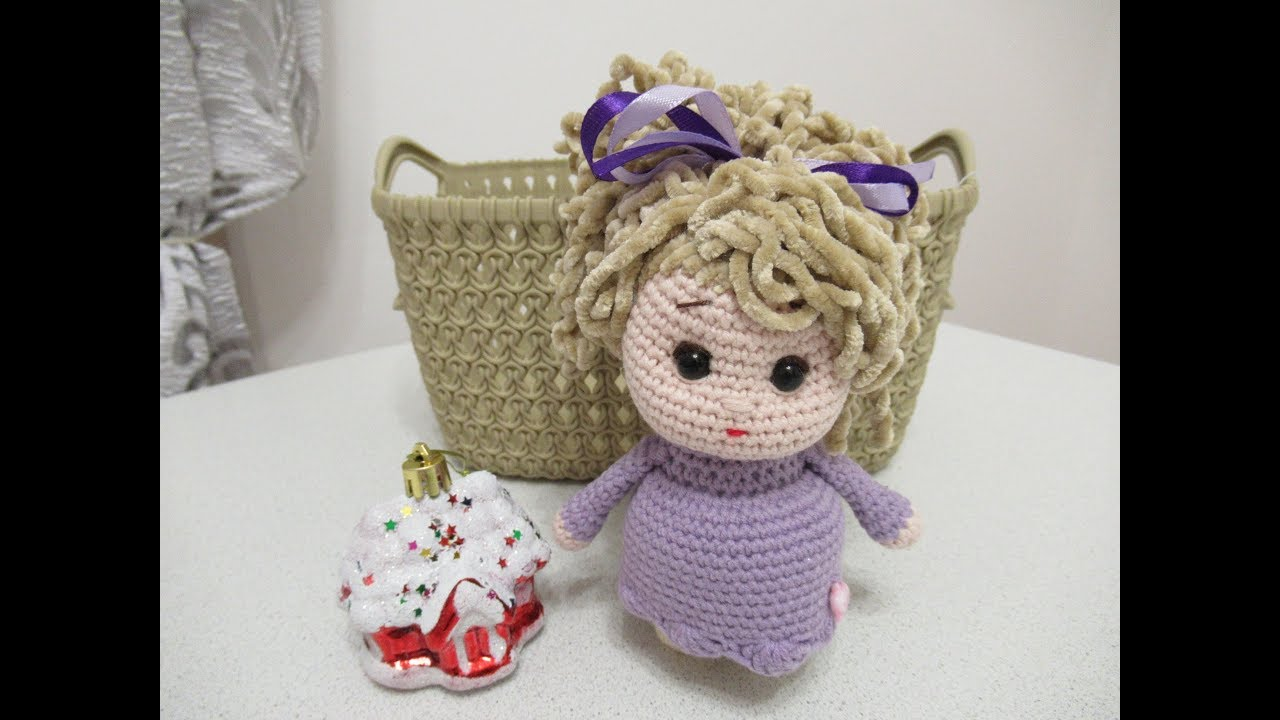 мк куколка, куколка крючком, куколка из полухлопка крючком, красивая куколка крючком, фото, картинка, мастер-класс, мк, схема, описание, крючком, амигуруми, игрушка, фотография