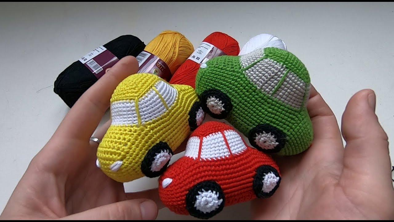 Вязаная игрушка, вязаная машинка, вязание крючком, вязаная машинка крючком, юлия кузнецова, как связать игрушку крючком, как связать машинку крючком, как связать машинку, вязаная игрушка для мальчика, маленькая вязаная игрушка крючком, мк по вязаной игрушке, мк по вязаной машинке, как связать маленькую игрушку крючком, фото, картинка, мастер-класс, мк, схема, описание, крючком, амигуруми, игрушка, фотография