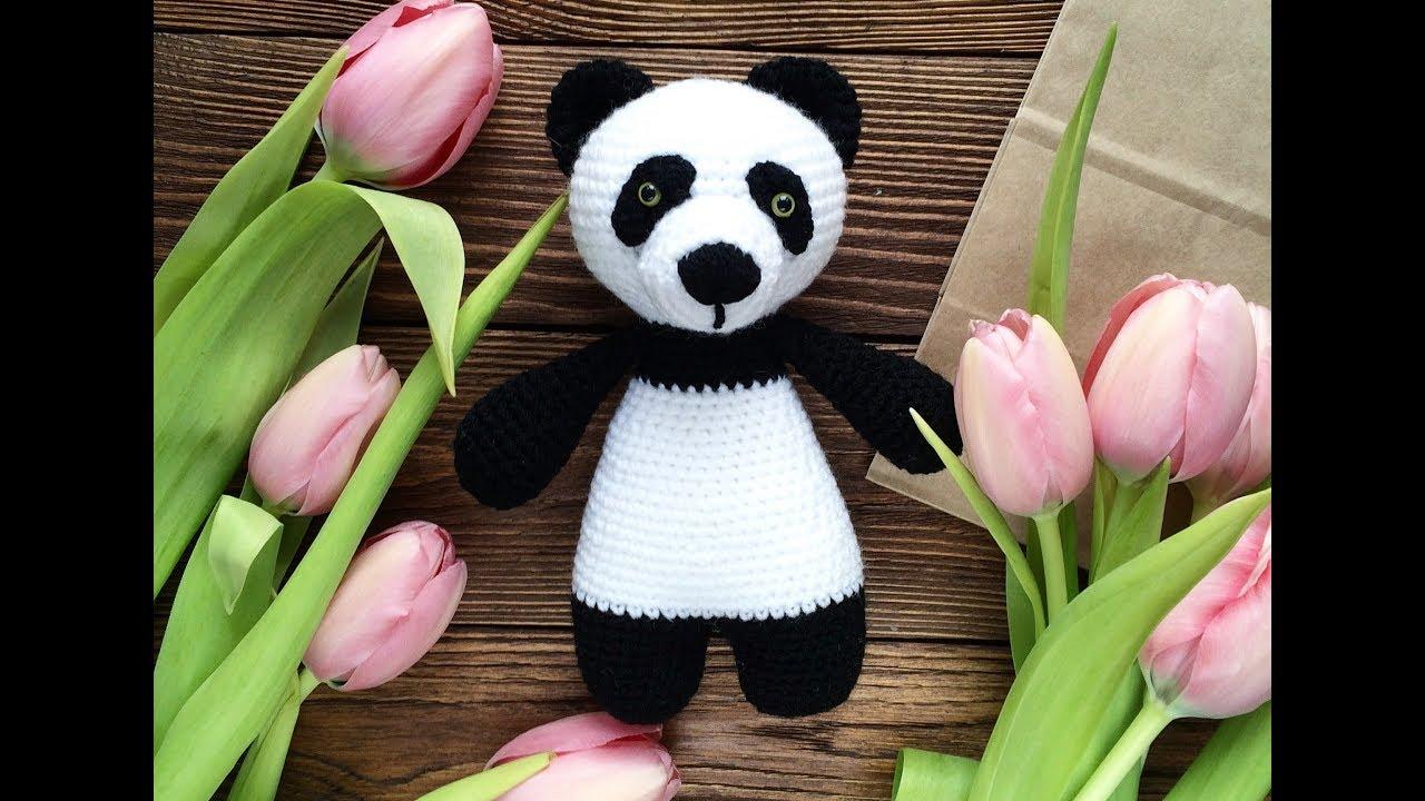 мастер-класс, мастер класс, мастер класс по вязанию, вязание, урок вязания, схема вязания, как связать, вяжем панду, как связать панду, панда крючком, медведь крючком, как вязать амигуруми, амигуруми, панда амигуруми, вязаные игрушки, игрушки крючком, пряжа, крючок, crochet, crochet toy, diy, фото, картинка, мастер-класс, мк, схема, описание, крючком, амигуруми, игрушка, фотография