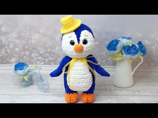пингвин крючком, мк пингвин, вязаный пингвин, плюшевый пингвин, амигуруми видео, амигуруми схемы, амигуруми игрушки, амигуруми пингвин, вязание, рукоделие, игрушки крючком, как связать пингвина крючком, вяжем пингвина крючком, зефирный пингвинчик, crochet pinguen pattern, crochet toys pattern, crochet tutorial, crochet video, amigurumi video, вязальный блогер, фото, картинка, мастер-класс, мк, схема, описание, крючком, амигуруми, игрушка, фотография