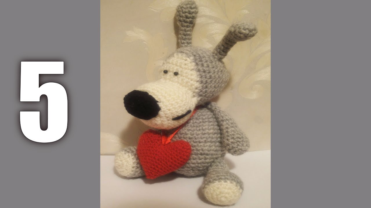 вязание, вязание крючком, видео собака, вязаная собака, буффи, хобби, вязаная игрушка, фото, картинка, мастер-класс, мк, схема, описание, крючком, амигуруми, игрушка, фотография