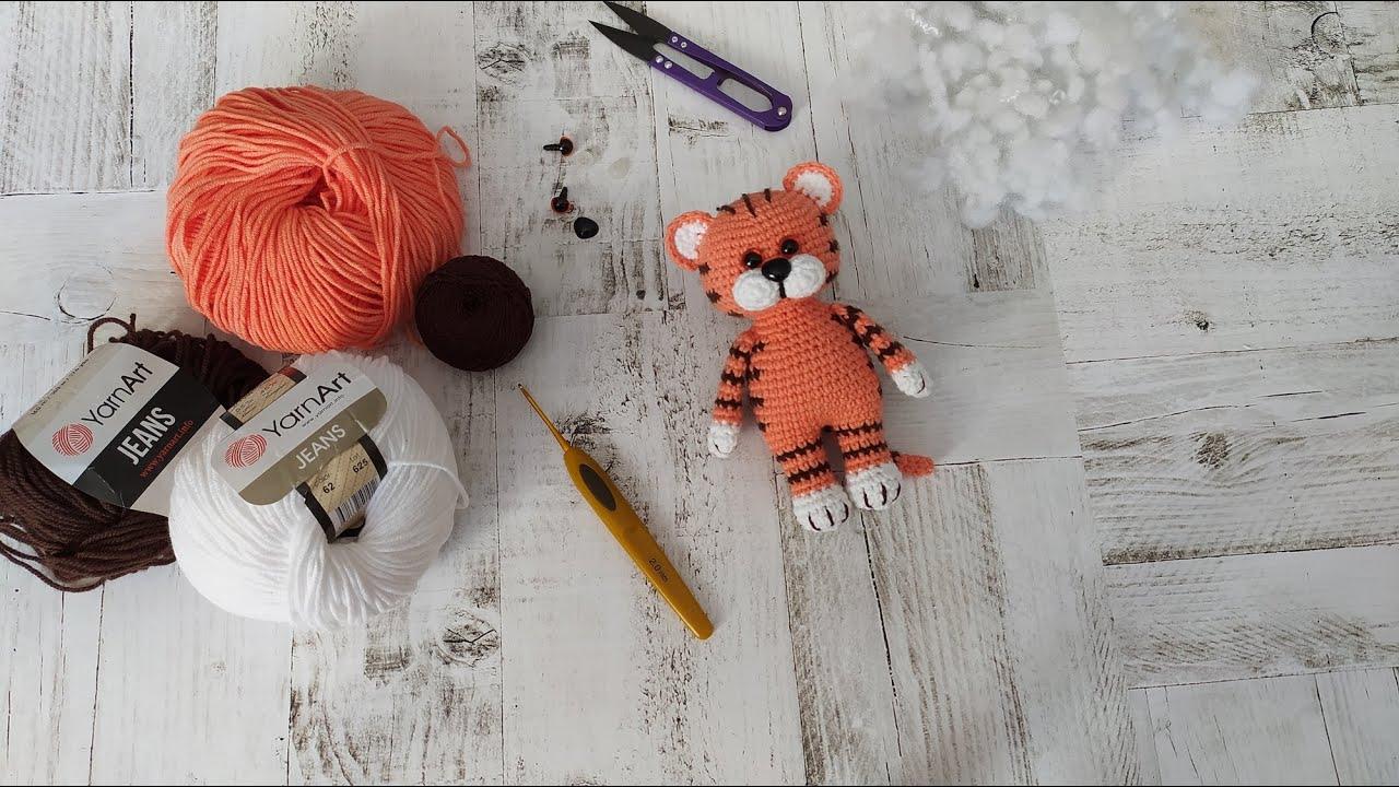 вязание, вязаниеспицами, вязаниекрючком, спицами, крючком, обзор, knitting, вязание игрушек, вязание для детей, тигренок крючком, вязаный тигренок, символ 2022 года, мастер класс, ладошечная игрушка, фото, картинка, мастер-класс, мк, схема, описание, крючком, амигуруми, игрушка, фотография