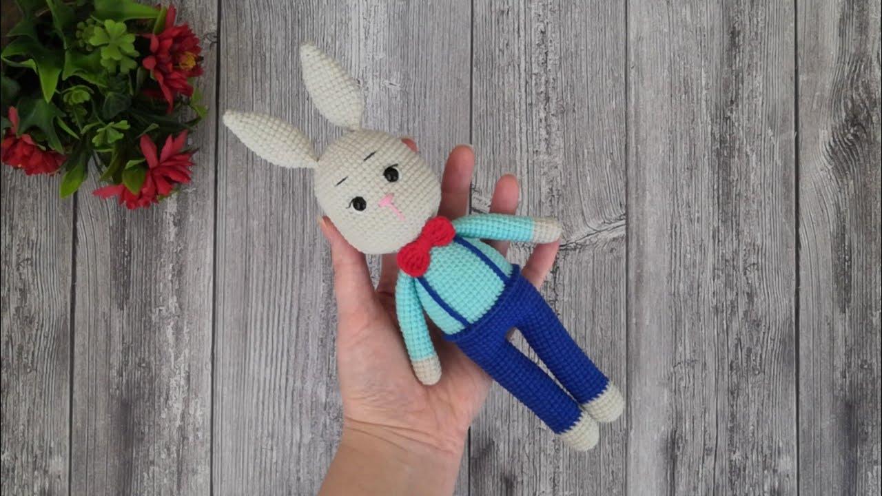 зайчик джентльмен крючком, амигуруми, вязание крючком, зайчик крючком, вязаные игрушки, amigurumi, заяц крючком, игрушки крючком, вязаный заяц, зайка крючком, мастер класс, зайчик, как связать зайца, амигуруми зайчик, как вязать зайку, амигуруми заяц, вязаный зайчик, как связать игрушку, игрушка амигуруми, rabbit crochet, длинноногий заяц крючком, заяц амигуруми, амигуруми крючком, как связать зайчика, мастеркласс на зайку, kristinaknits, кристинакнитс, кристинавяжет, фото, картинка, мастер-класс, мк, схема, описание, крючком, амигуруми, игрушка, фотография