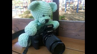 Мишка мякиш крючком. Видео мастер-класс, схема и описание по вязанию игрушки амигуруми